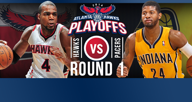 2014 NBA Playoffs: Round 1, Game 3