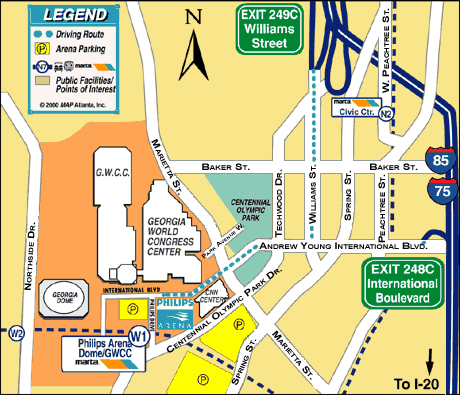 mall of georgia map with Philips Arena Parking Map on Lahore as well Thomas Guide Map also Picture usga38491 in addition File PmoreSC Food Court additionally Regal Cinema 20 Imax.